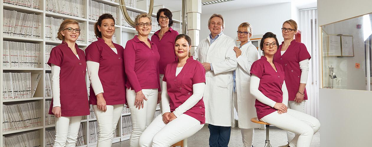 Hausarzt Bad Fallingbostel - Lungenspezialist - Beermann - Team - Praxisteam