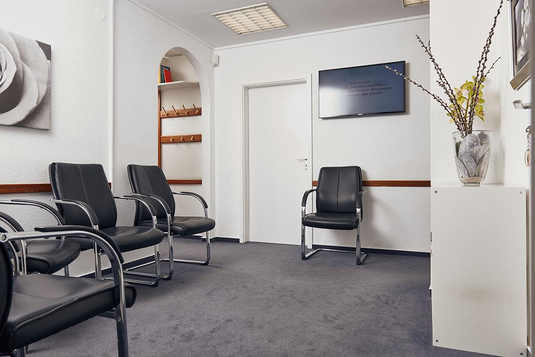 Hausarzt Bad Fallingbostel - Lungenspezialist - Beermann - Startseite - Wartezimmer