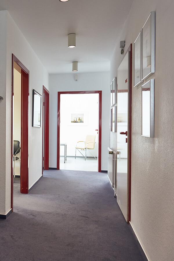 Hausarzt Bad Fallingbostel - Lungenspezialist - Beermann - Praxis - Behandlungsräume