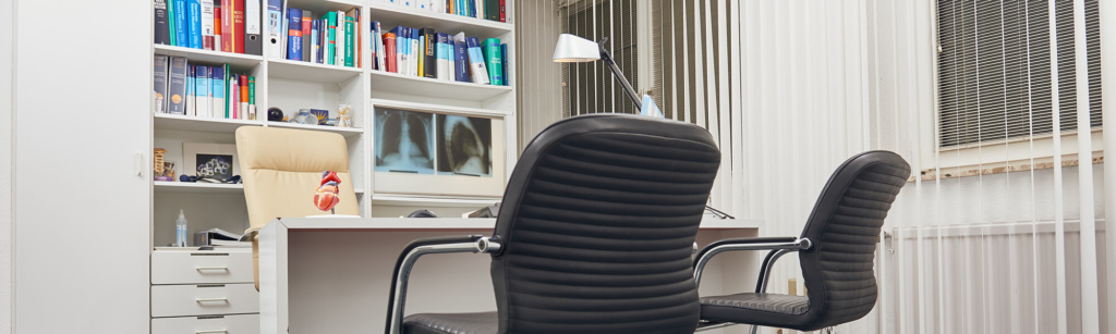 Hausarzt Bad Fallingbostel - Lungenspezialist - Beermann - Datenschutz - Besprechungszimmer